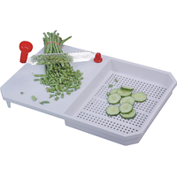 CHOPPING BOARD , CUT N WASH CHOPPING BOARD , WITH FIXED CUTTER