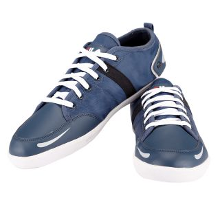 Fila Destroy Iii Blue Casual Shoes