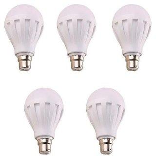Legemat 9 Watt Led Bulb Pack of 5 pc