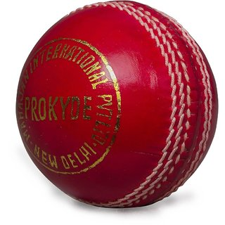 Prokyde Delta Crown Cricket Ball - Size 5 Diameter 2.5 Inch