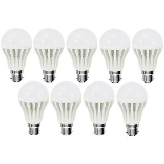 Legemat 3 Watt Led Bulb Pack of 9 pc