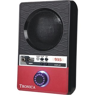 Tronica-NOMAD-MP3/FM/MOBILE-SPEAKER-WITH-RECHARGEABLE-BATTERY