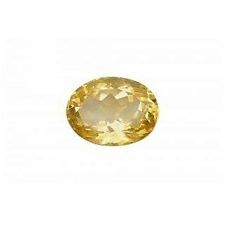 Jaipur Gemstone 4.25 Ratti Sapphire-Yellow (NEHA00032)