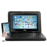 "VOX 7"" Calling Tablet Cum Laptop V101 With Keyboard"