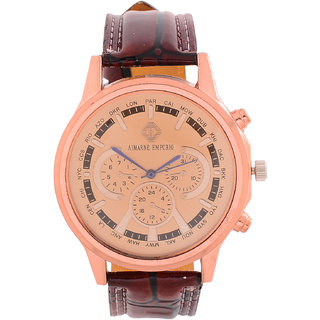 Aimarne Empcrio Analog Watch