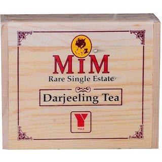 YULE MIM Premium Single Estate Darjeeling Tea in Pine Chestlets  100gms