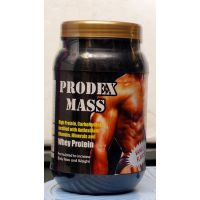 Prodex Mass BODY MASS GAINER  0.5  KG VANILLA FLAVOUR