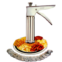 KITCHEN PRESS -Stainless Steel Easy Kitchen Press With Different Designs