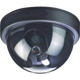 Gadget Heros Realistic Look Dummy Security Cctv Dome Camera With Led And Dummy Motion Detector.