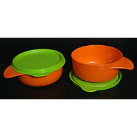 TUPPERWARE TWINKLE BOWL SMALL SET OF 2 (SPECIALLY FOR KIDS)