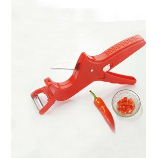 2 in 1 Smart Vegetable & Fruit Smart Knife Chopper