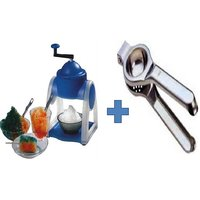 Buy Ice Gola & Slush Maker ( ISI ) & Get Stainless Steel Lemon Squeezer Free