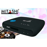 Mitashi Storm DVD player - 5.1 Channel - USB Port Slot - Prologic II Technology