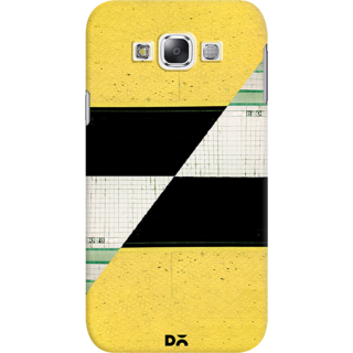 DailyObjects NYC Subway Case For Samsung Galaxy E7