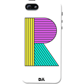 DailyObjects Stylised R Case For iPhone 5/5S