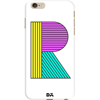 DailyObjects Stylised R Case For iPhone 6 Plus