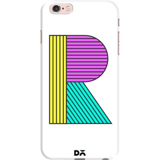 DailyObjects Stylised R Case For iPhone 6S Plus