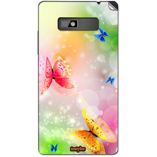 Instyler Mobile Skin Sticker For Htc Desire 600 MshtcDesire600Ds-10042