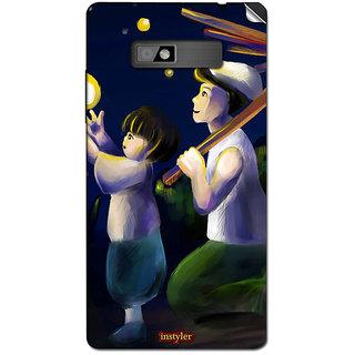 Instyler Mobile Skin Sticker For Htc Desire 600 MshtcDesire600Ds-10051