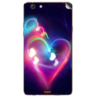 Instyler Mobile Skin Sticker For Oppo R1 MsoppoR1Ds-10118