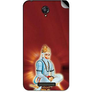 Instyler Mobile Skin Sticker For Oppo R833T MsoppoR833TDs-10099