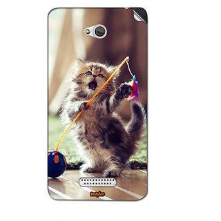 Instyler Mobile Skin Sticker For Htc Butterfly S MshtcButterflysDs-10018