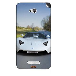 Instyler Mobile Skin Sticker For Htc Butterfly S MshtcButterflysDs-10029