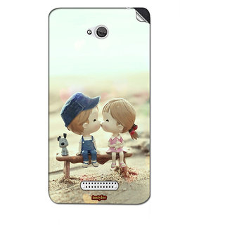 Instyler Mobile Skin Sticker For Htc Butterfly S MshtcButterflysDs-10074