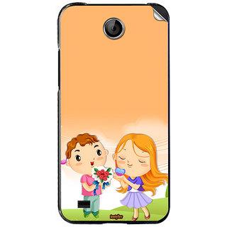 Instyler Mobile Skin Sticker For Htc Desire 300 MshtcDesire 300Ds-10055