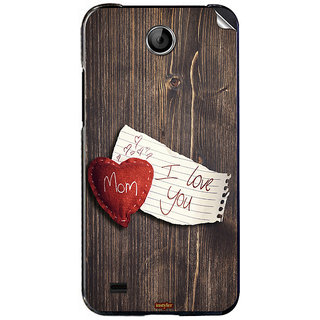 Instyler Mobile Skin Sticker For Htc Desire 300 MshtcDesire 300Ds-10128