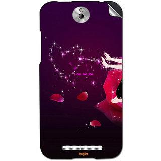 Instyler Mobile Skin Sticker For Htc Desire 501 MshtcDesire 501Ds-10114