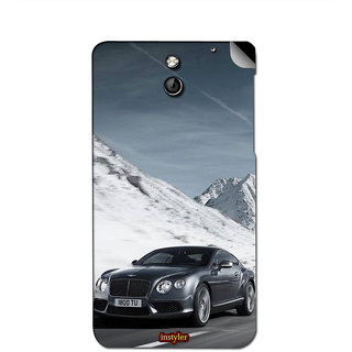 Instyler Mobile Skin Sticker For Htc Desire 610 MshtcDesire610Ds-10033