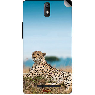 Instyler Mobile Skin Sticker For Oppo R3 MsoppoR3Ds-10022
