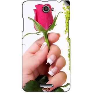 Instyler Mobile Skin Sticker For Htc Desire 516 MshtcDesire 516Ds-10082