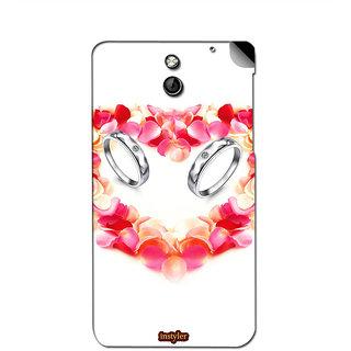 Instyler Mobile Skin Sticker For Htc Desire 610 MshtcDesire610Ds-10112