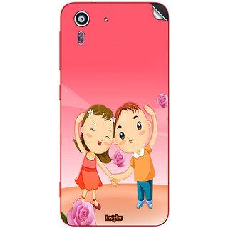 Instyler Mobile Skin Sticker For Htc Desire Eye MshtcDesireeyeDs-10056