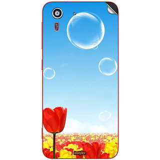Instyler Mobile Skin Sticker For Htc Desire Eye MshtcDesireeyeDs-10079