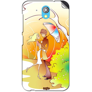 Instyler Mobile Skin Sticker For Htc Desire 526G Plus MshtcDesire526GplusDs-10060