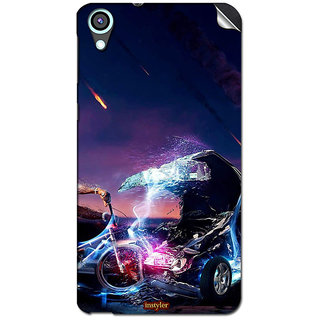 Instyler Mobile Skin Sticker For Htc Desire 826W MshtcDesire826WDs-10032