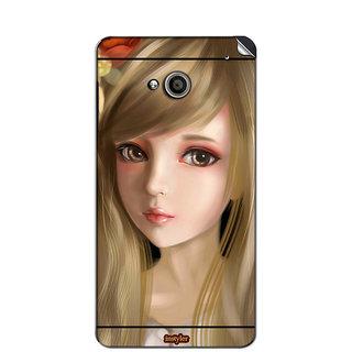 Instyler Mobile Skin Sticker For Htc One MshtcOneDs-10068
