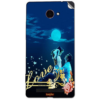 Instyler Mobile Skin Sticker For Htc C625E MshtcC625EDs-10110
