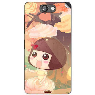 Instyler Mobile Skin Sticker For Htc One A9 MshtcOnea9Ds-10058
