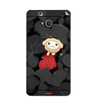 Instyler Mobile Skin Sticker For Htc M7 MshtcM7Ds-10075
