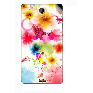 Instyler Mobile Skin Sticker For Oppo R827T MsoppoR827TDs-10076