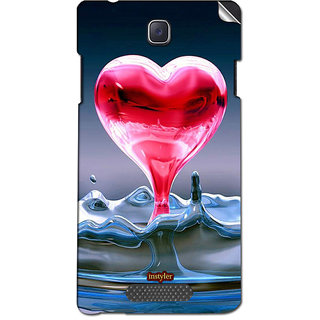 Instyler Mobile Skin Sticker For Oppo R831K Neo3 MsoppoR831Kneo3Ds-10120