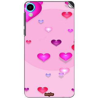 Instyler Mobile Skin Sticker For Htc Desire 820 MshtcDesire820Ds-10132