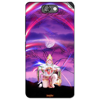 Instyler Mobile Skin Sticker For Htc One A9 MshtcOnea9Ds-10104