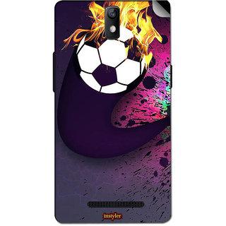 Instyler Mobile Skin Sticker For Oppo R7005 MsoppoR7005Ds-10140