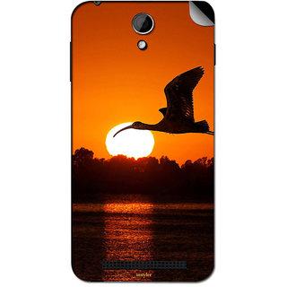 Instyler Mobile Skin Sticker For Oppo R815T MsoppoR815TDs-10015