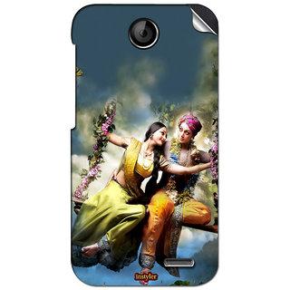 Instyler Mobile Skin Sticker For Htc Desire 310 MshtcDesire 310Ds-10153